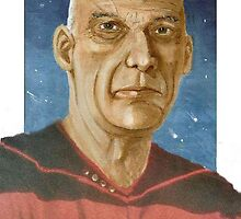 """Captain """"Woodie"""" Picard by Woodie"""