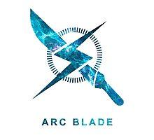 Destiny - Arc Blade Photographic Print