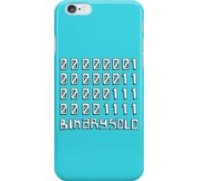 Flight of the Conchords - The Humans Are Dead - Binary Solo iPhone Case/Skin