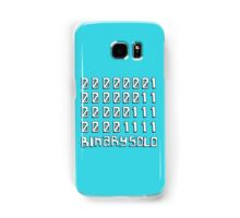 Flight of the Conchords - The Humans Are Dead - Binary Solo Samsung Galaxy Case/Skin