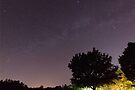 The Milky Way - Burlington, Vermont by Stephen Beattie