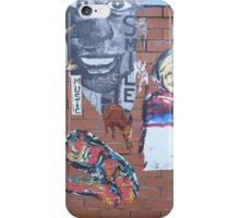 'Smile', Street Art in Altona iPhone Case/Skin