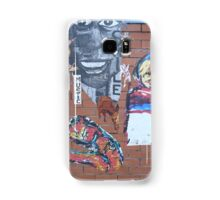'Smile', Street Art in Altona Samsung Galaxy Case/Skin
