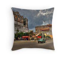 La Habana Throw Pillow