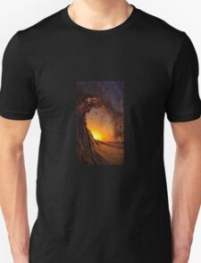 Ocean Sunset Unisex T-Shirt
