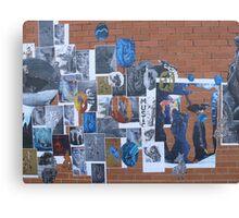 Street Art, Altona Canvas Print