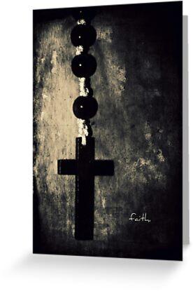 faith. by Angel Warda