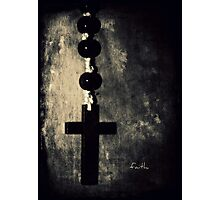 faith. Photographic Print