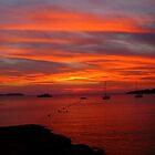 Orange Sky by joelister10