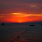 Ibiza Sunset by joelister10