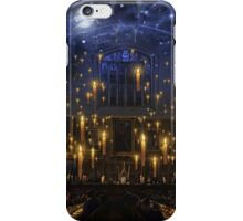 Hogwarts Great Hall iPhone Case/Skin