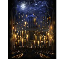 Hogwarts Great Hall Photographic Print