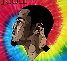 J.Cole - Tie Dye by untamedgaming
