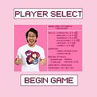 Markiplier Player Select Screen by lesamleq