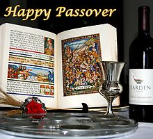 Happy Passover by Segalili