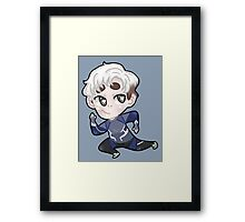 Marvel || Quicksilver (Age of Ultron) Framed Print