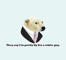 Polar Bear - they say im pretty fly for a white guy by chappi