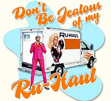 Don't be jealous of my Ru-Haul by aespinel