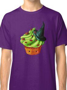 Cute Halloween Cupcake Classic T-Shirt