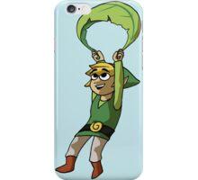 Link Riding Leaf iPhone Case/Skin