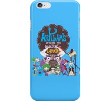Bats Imaginary Friends iPhone Case/Skin