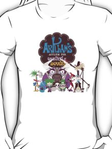 Bats Imaginary Friends T-Shirt