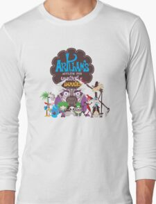 Bats Imaginary Friends Long Sleeve T-Shirt