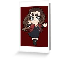 Marvel || Scarlet Witch (Age of Ultron) Greeting Card
