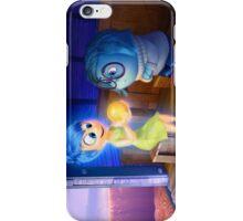 Joy and Sadness iPhone Case/Skin