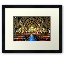 Scots' Church • Melbourne • Victoria Framed Print