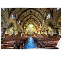 Scots' Church • Melbourne • Victoria Poster