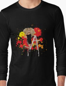 Your makeup is terrible! Long Sleeve T-Shirt