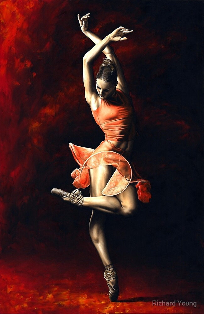 The Passion of Dance by Richard Young