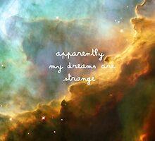 dreams by ameliadowd
