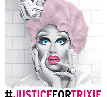 #JUSTICEFORTRIXIE by aespinel