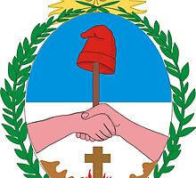 Coat of Arms of Corrientes Province by abbeyz71