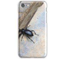 Go Beetle Go iPhone Case/Skin