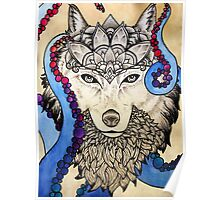Cosmic Canis Poster