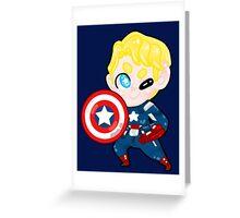 Marvel || Captain America Greeting Card