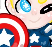Marvel || Captain America Sticker