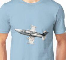 Indian Wall Mural Starfighter Unisex T-Shirt