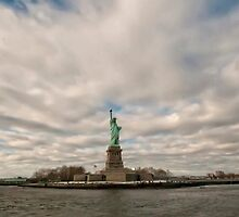 Our Lady Liberty by Charles Winslow Photography