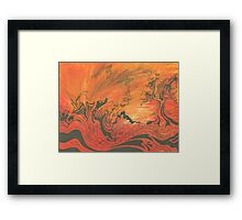 Music Series - Fun Framed Print