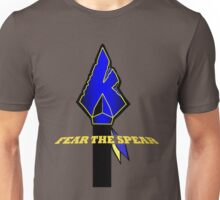 Keller fear the spear t-shirt Unisex T-Shirt