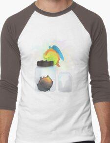 Boop Men's Baseball ¾ T-Shirt