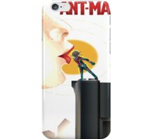 The Ant-Man Kisses iPhone Case/Skin