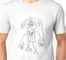 Dogbot Mech by Roo8rz Unisex T-Shirt