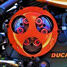 Ducati Monster Dry Clutch by Dave McBride