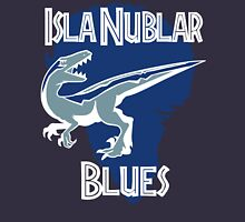 Isla Nublar Blues Unisex T-Shirt