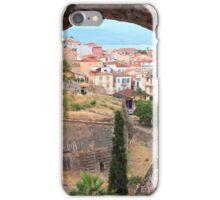 Nafplion view iPhone Case/Skin